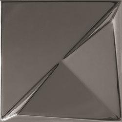Aleatory silver gloss 3 | Azulejos de pared | ALEA Experience