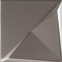 Aleatory silver matt 3 | Azulejos de pared | ALEA Experience
