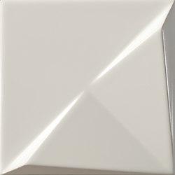 Aleatory white matt 3 | Baldosas | ALEA Experience