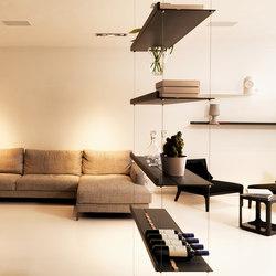Roomdivider | Shelving systems | Strackk