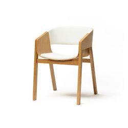 Merano Chair upholstered | Sedie visitatori | TON