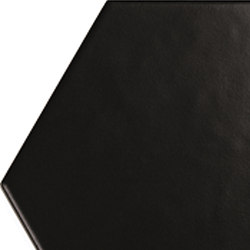 Geom black matt | Wall tiles | ALEA Experience