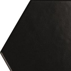 Geom black matt | Carrelage mural | ALEA Experience