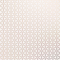 Pattern gold matt | Azulejos de pared | ALEA Experience