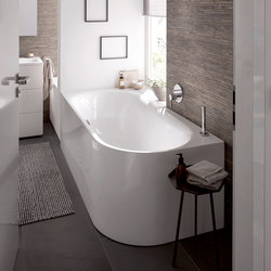 BetteLux Oval Bath IV & V Silhouette | Bathtubs | Bette