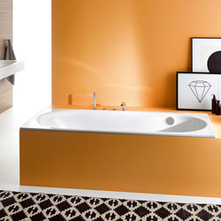 BetteComodo Bath | Built-in bathtubs | Bette