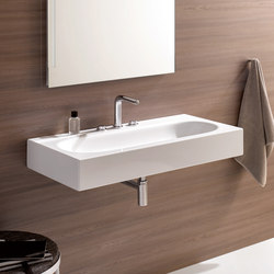 BetteComodo wall mounted washbasin | Wash basins | Bette