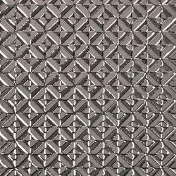 Dinamic silver | Ceramic tiles | ALEA Experience