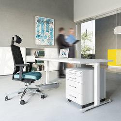 Yan T | Individual desks | MDD