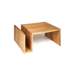 Deposito cocuh table | Magazine holders / racks | Lambert