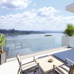 Maxima Prima B-4000 | Balcony glazing | Metalglas Bonomi