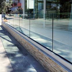 Maxima Prima 2 B-4010 | Acristalamiento de balcones | Metalglas Bonomi