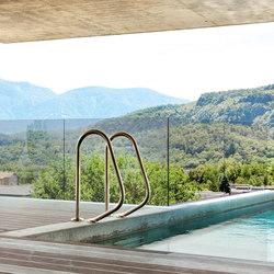 Maxima Deep B-4050 | Acristalamiento de balcones | Metalglas Bonomi