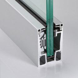 Maxima Prima B-4000 | Acristalamiento de balcones | Metalglas Bonomi