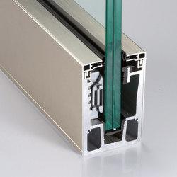 Maxima Prima 2 B-4010 | Balcony glazing | Metalglas Bonomi
