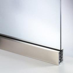 Maxima Prima 2 B-4010 | Balustrades / Handrails | Metalglas Bonomi