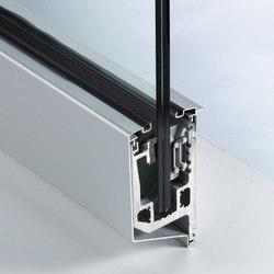 Maxima Climb B-4200 | Balcony glazing | Metalglas Bonomi