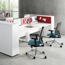 Ogi N | Desking systems | MDD