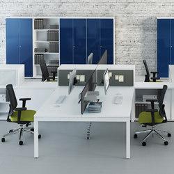 Ogi U | Desking systems | MDD