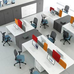 Ogi V | Desking systems | MDD