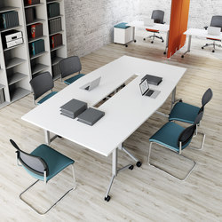 Folding Tables | Mesas de reuniones | MDD