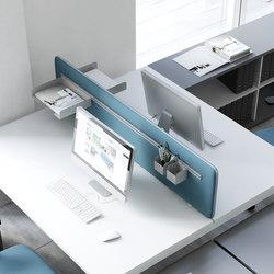 Twin Panels | Sistemi tavolo con divisori | MDD