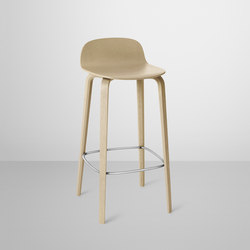 Visu Bar Stool | high | Barhocker | Muuto