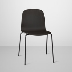 Visu Chair | tube base | Multipurpose chairs | Muuto