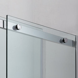 BX-1501 | Shower hinges | Metalglas Bonomi