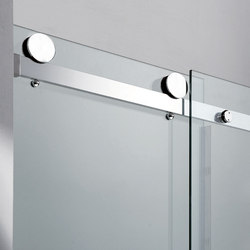 BX-2000 | Shower hinges | Metalglas Bonomi