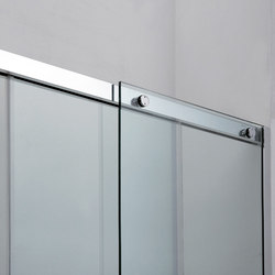 BX-1000 Compact | Shower door fittings | Metalglas Bonomi
