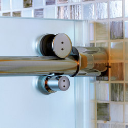 BX-01 | Shower hinges | Metalglas Bonomi