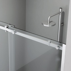 BX-02 | Shower hinges | Metalglas Bonomi
