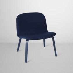 Visu Lounge | upholstered | Lounge chairs | Muuto