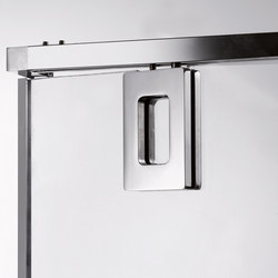 BX-2100 | Shower hinges | Metalglas Bonomi