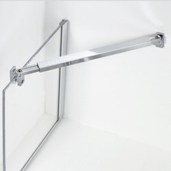 B-311 | Shower hinges | Metalglas Bonomi
