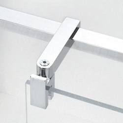 B-313 | Shower door fittings | Metalglas Bonomi