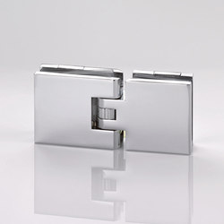B-306 | Shower hinges | Metalglas Bonomi
