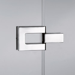 L-220 | Shower hinges | Metalglas Bonomi