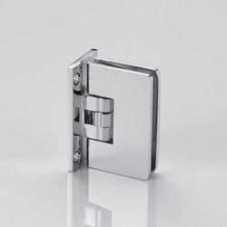 B-100 | Shower hinges | Metalglas Bonomi