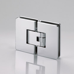 B-102 | Shower hinges | Metalglas Bonomi