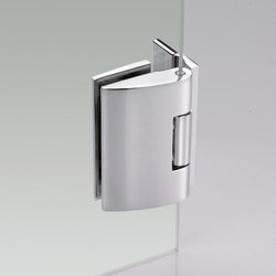 B-201 | Shower hinges | Metalglas Bonomi
