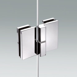 B-502 DX | Shower hinges | Metalglas Bonomi