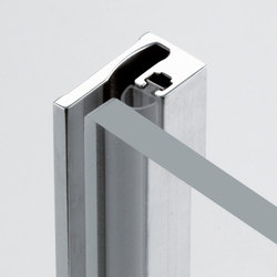 P-015 | Shower hinges | Metalglas Bonomi