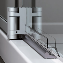 P-017 | Shower hinges | Metalglas Bonomi