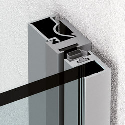 P-018-M | Shower hinges | Metalglas Bonomi