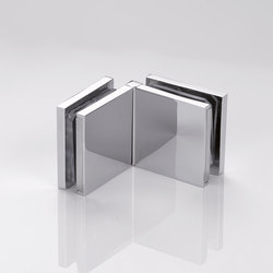 B-153-40 | Shower hinges | Metalglas Bonomi