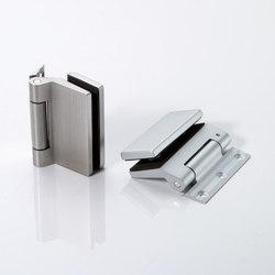 V-809 | Serrures pour portes en verre | Metalglas Bonomi