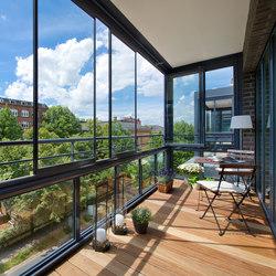 Balkonverglasung SL 25 | Balkonverglasung | Solarlux