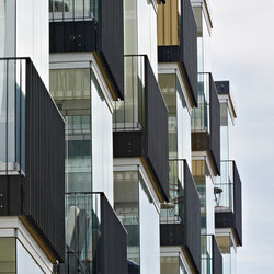 Balcony glasing SL 25 XXL | Balcony glazing | Solarlux